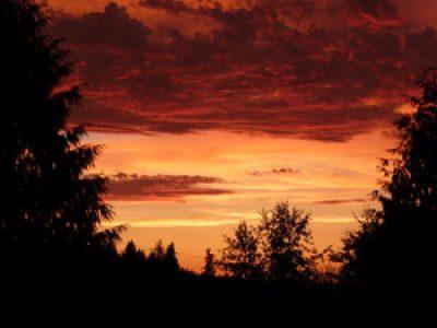 Nanoose-sunset
